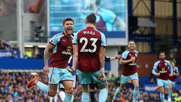 Burnley have already claimed points off Chelsea, Liverpool and Tottenham this season