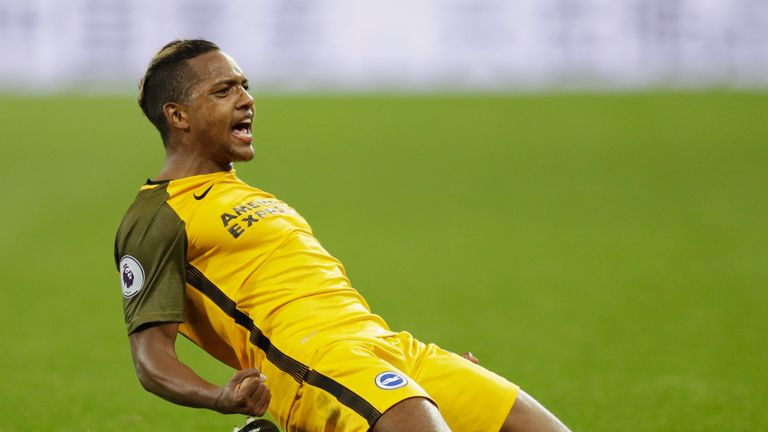 Jose Izquierdo is Brighton and Hove Albion's club record signing, costing them £13.5m from Club Brugge