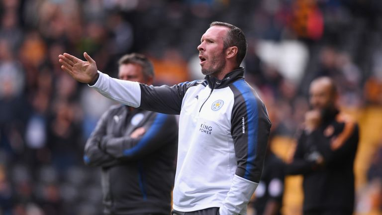 Is Michael Appleton the man to steady the ship at Leicester?