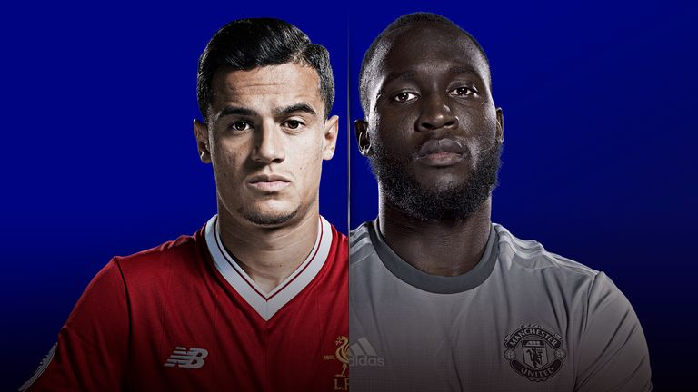 Liverpool v Manchester United is live on Sky Sports Premier League on Saturday from 11.30am