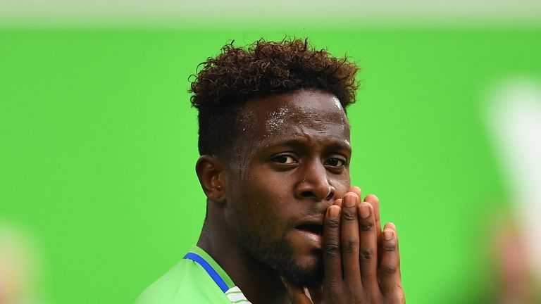 Origi is now on the bench at Wolfsburg