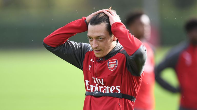 Mesut Ozil wants Barcelona to pay him €370,000 (£330k) a week, plus more rumours in Euro Papers