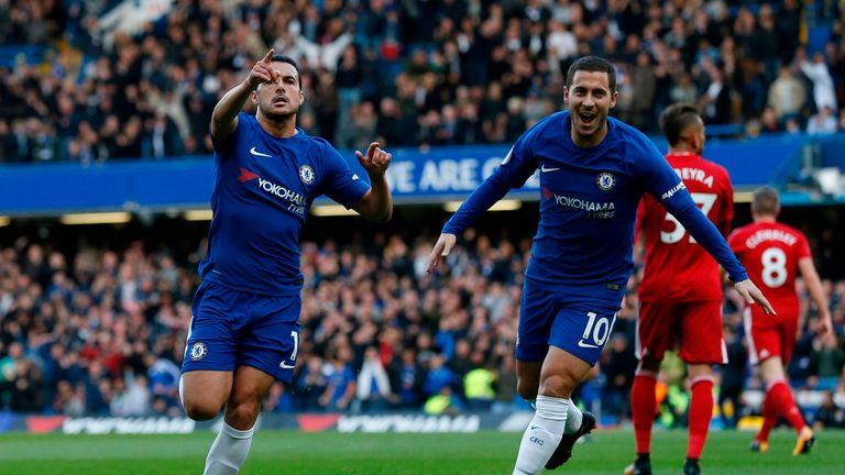 Chelsea were far from convincing in the weekend's 4-2 win over Watford