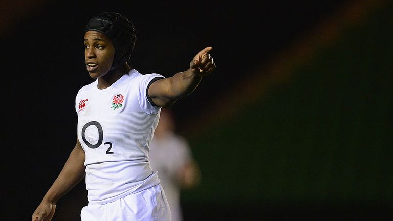 Alphonsi made 74 appearances for England in an international career spanning more than a decade