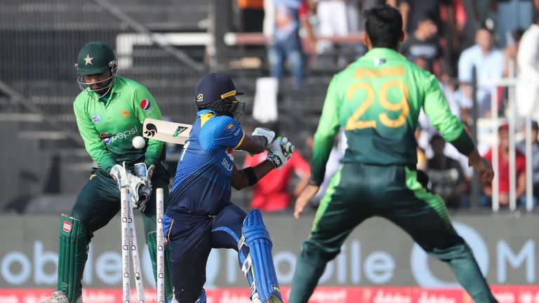 Sri Lanka were beaten 5-0 by Pakistan in the recent ODI series