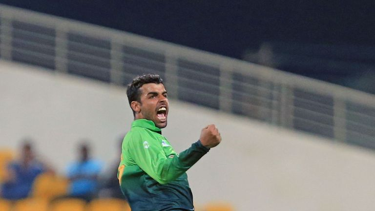 The PSL has helped Pakistan spinner Shadab Khan progress