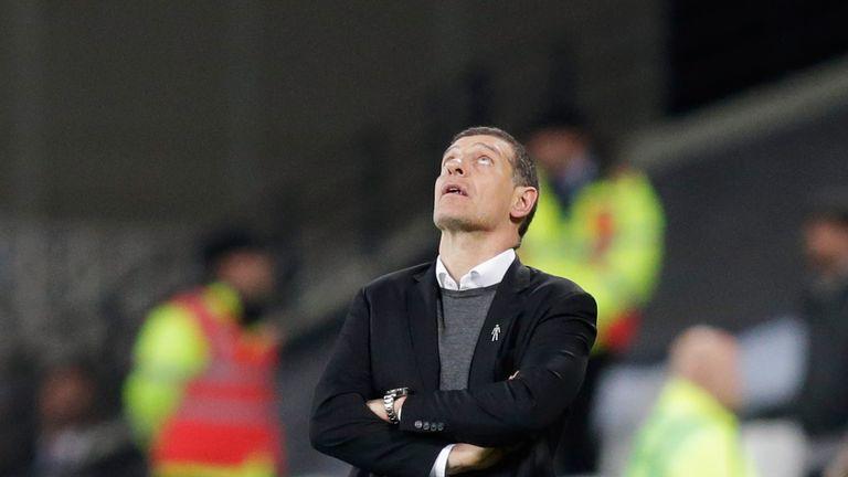 Slaven Bilic's West Ham have made their worst start to a season since 2010