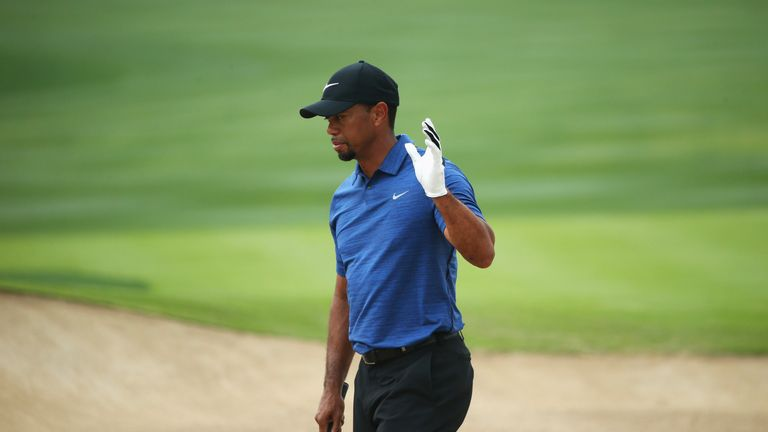Woods will play alongside Justin Thomas during the opening round