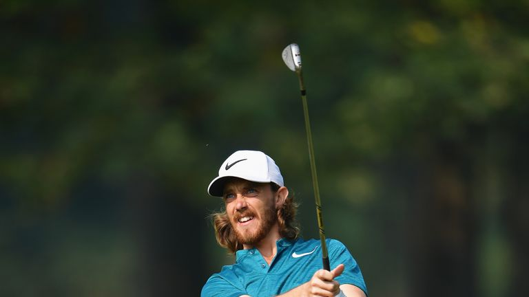 Fleetwood has enjoyed a breakout season and has contended for WGCs and majors