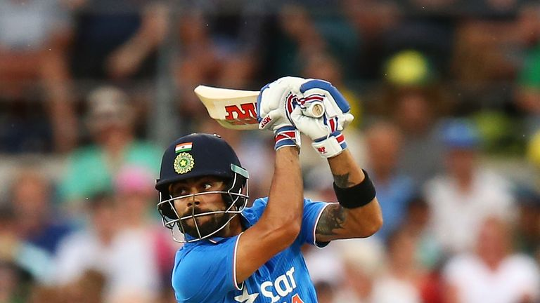 Kohli needs another 19 ODI centuries to overtake Sachin Tendulkar