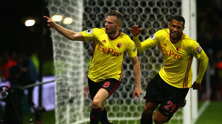 Watford have enjoyed a great start to the 2017/18 campaign