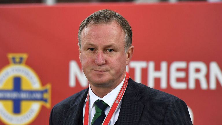 O'Neill is approaching eight years in charge of Northern Ireland
