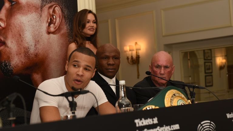 The Eubanks are both 'irrelevant' in Groves' eyes, ahead of semi-final
