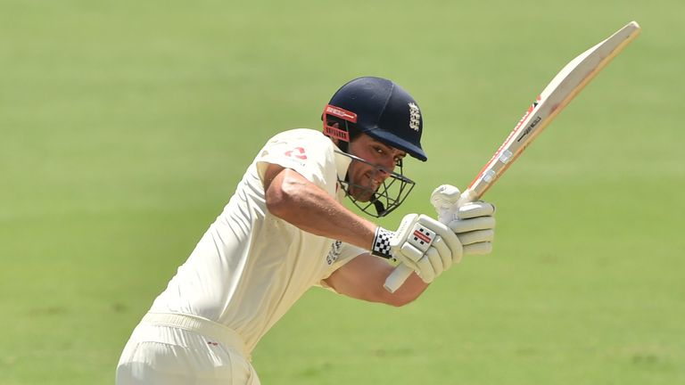 Alastair Cook says he remains committed to playing Test cricket