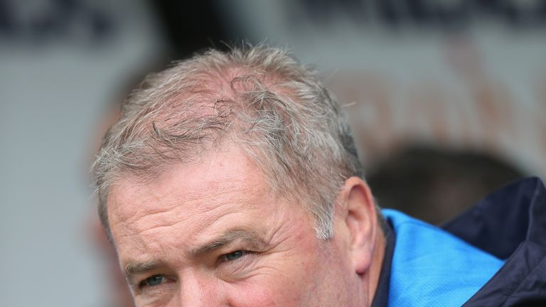 Ally McCoist has also been linked with the Sunderland job