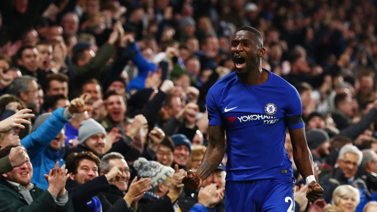 Antonio Rudiger says Chelsea need to be more ruthless