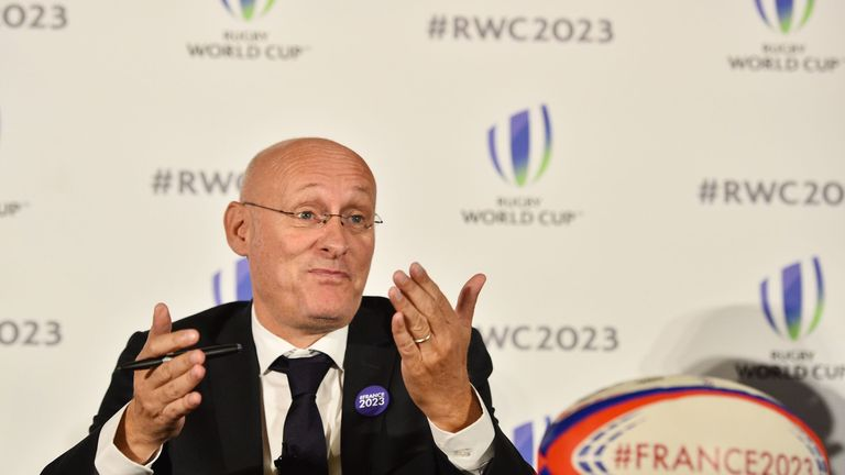 Bernard Laporte, president of the French Rugby Federation, gave a furious response to the results of the report