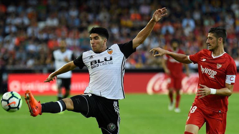 Could Carlos Soler be sold by Valencia in the summer?