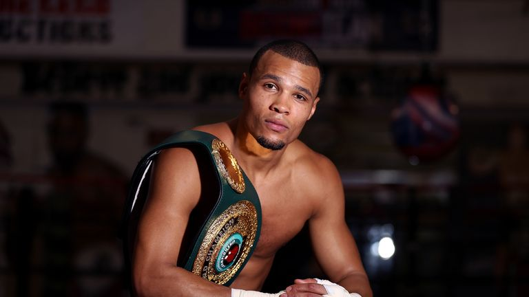 Chris Eubank Jr says George Groves is not the same fighter since second defeat to Carl Froch at Wembley Stadium in 2014