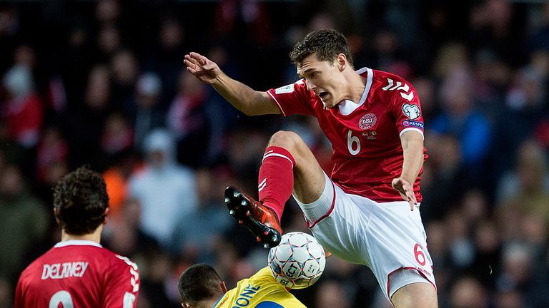 Christensen is expected to feature for Denmark at the World Cup