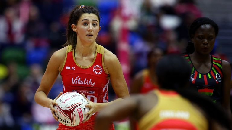 England sealed a series victory over Malawi with a match to spare