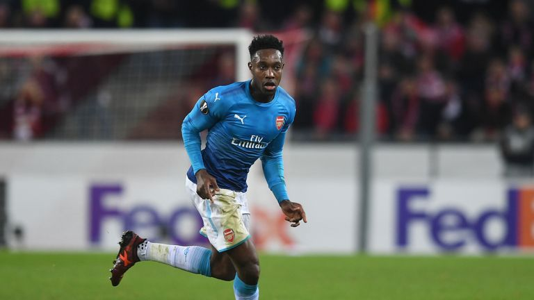 Arsene Wenger has confirmed there was no intention to give Danny Welbeck a full 90 minutes against Cologne