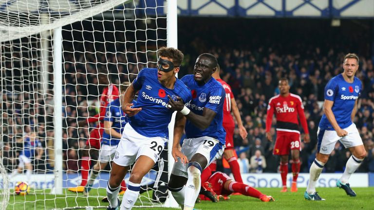 The pair missed Everton's 3-2 win over Watford on Sunday