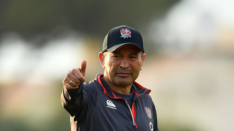 Eddie Jones, head coach of England, is planning to step down after the 2019 World Cup