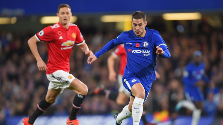 Chelsea playmaker Eden Hazard has admitted it would be a 'dream' to play under Real Madrid boss Zinedine Zidane