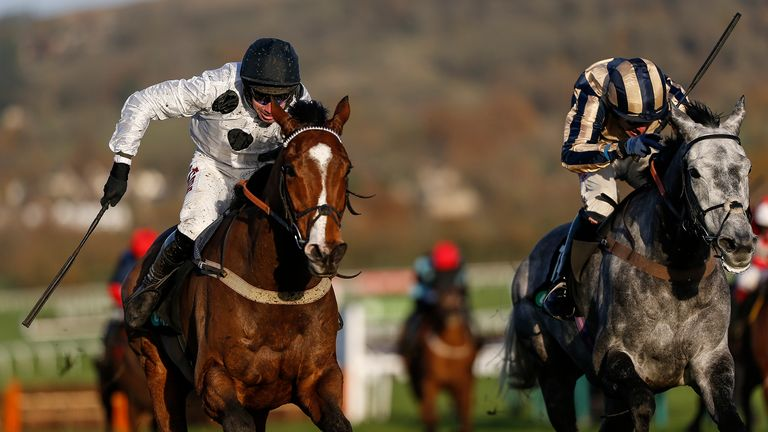 Elgin: Added to the Unibet Champion Hurdle