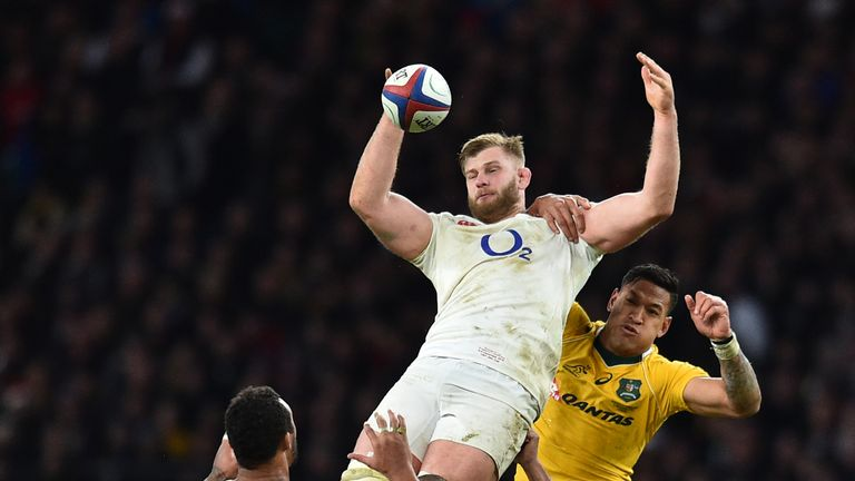 George Kruis needs surgery this summer to cure a troublesome ankle problem