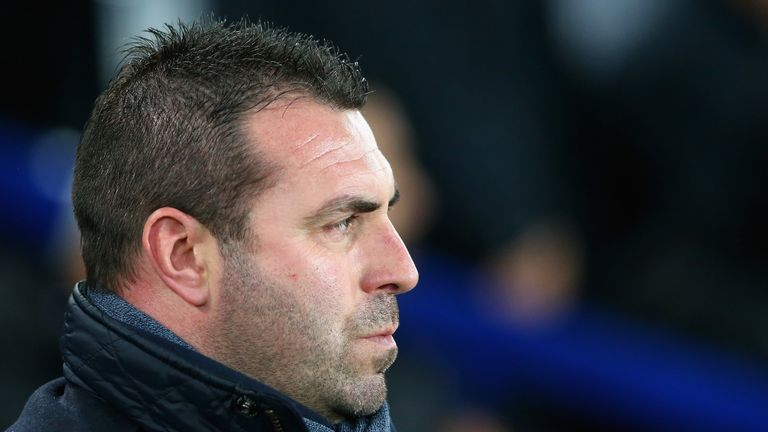 David Unsworth's time may be up as caretaker manager, according to Alan Pardew