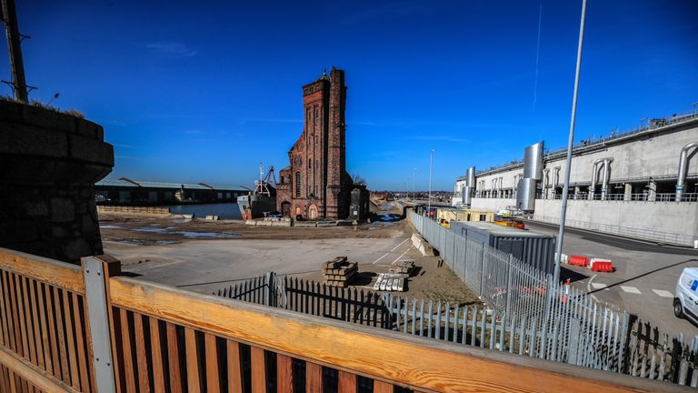 The club have agreed a 200-year lease of Bramley Moore Dock in Liverpool