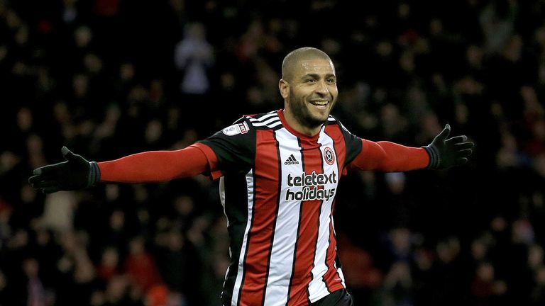 Leon Clarke has been in superb form for Sheffield United
