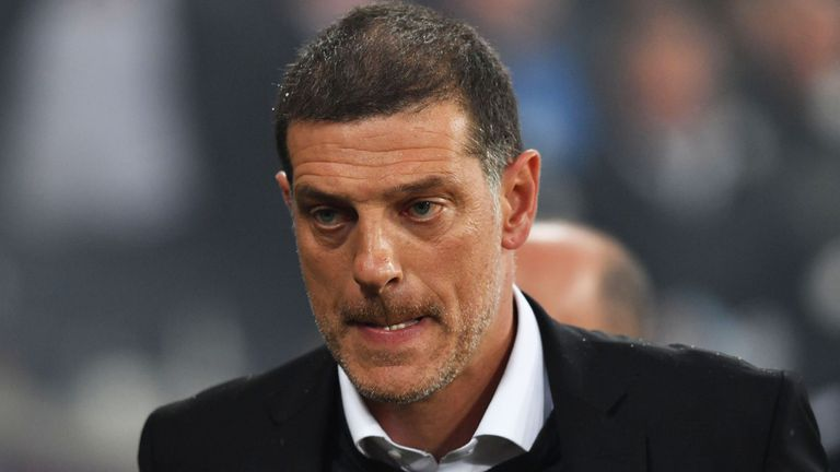Slaven Bilic joined West Ham in 2015 and led them to 7th place in his first season in charge.