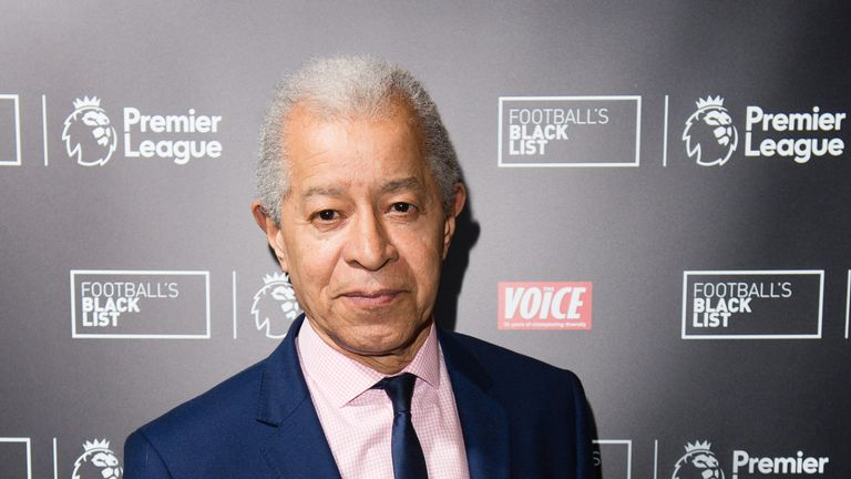 Kick It Out chairperson Lord Herman Ouseley says the latest statistics should act 'as a wake-up call'