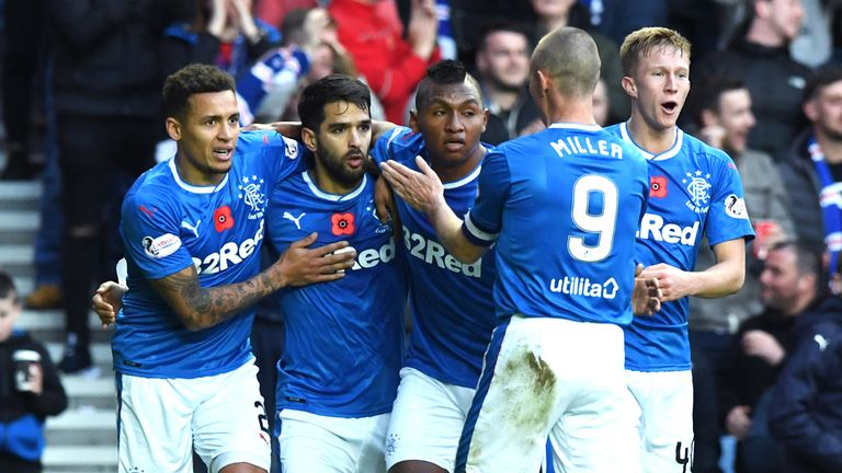 Rangers have back-to-back wins under Graeme Murty