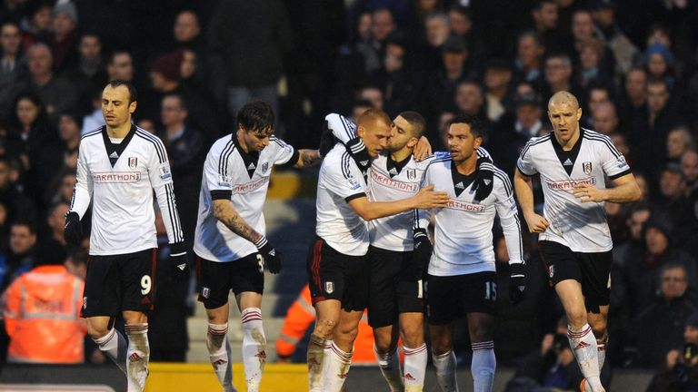 Fulham players only averaged 964 minutes on the pitch during 2013/14