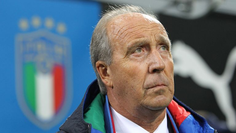 Gian Piero Ventura struggled to get the best from his Italy players
