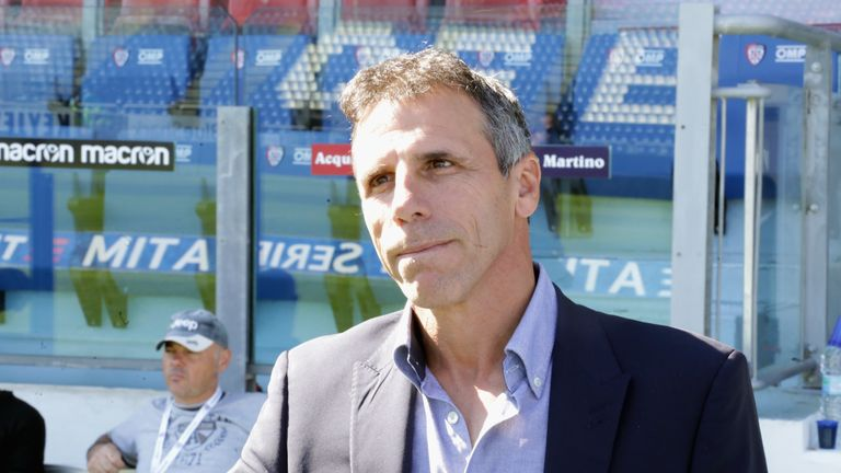 Gianfranco Zola believes time is up for Italy manager Giampiero Ventura
