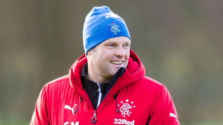 Graeme Murty is hoping to strengthen his Rangers squad further ahead of the second part of the campaign