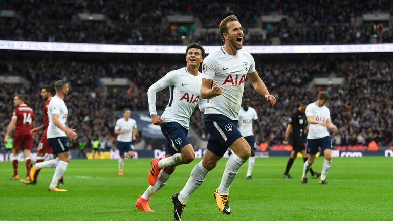 Dele Alli and Harry Kane are reportedly being targeted by Real Madrid