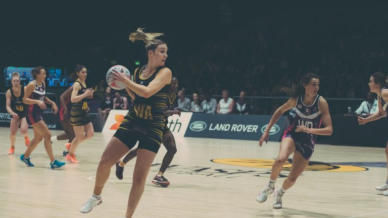 England ace Natalie Haythornthwaite will be returning to Wasps Netball in 2018.