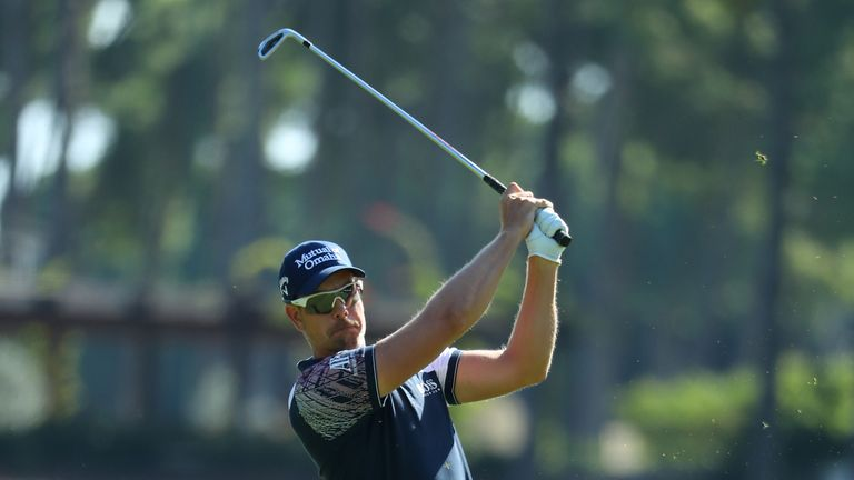 Henrik Stenson thinks the increased distance is not a big issue