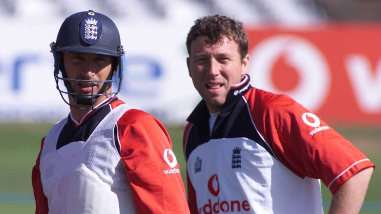 Nasser says Michael Atherton has always been a great sounding board
