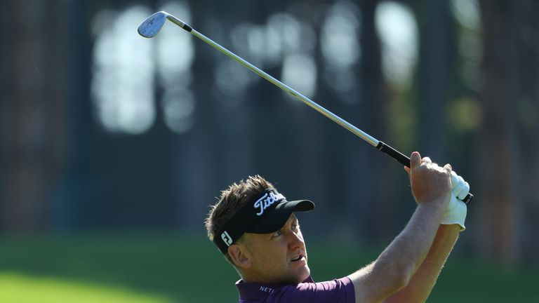 Ian Poulter feels golf courses are not in jeopardy