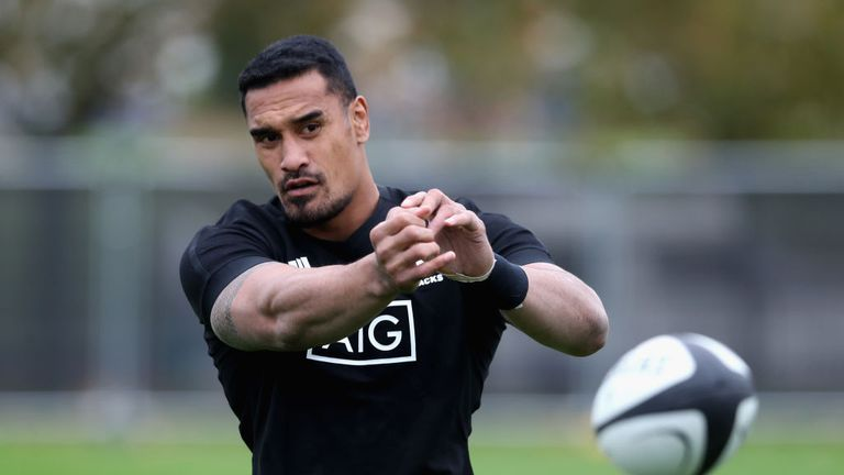 Jerome Kaino returns to the All Blacks side to face the Barbarians