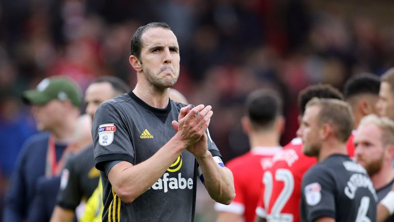 Sunderland's John O'Shea could be fit