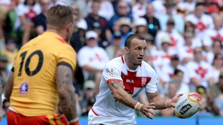 Josh Hodgson could miss the World Cup final due to a knee injury