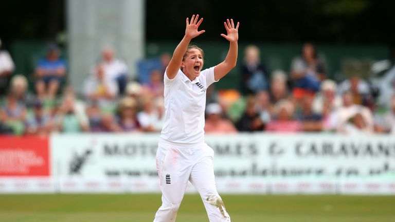 Kate Cross has been called up by England Women ahead of the Ashes Test match
